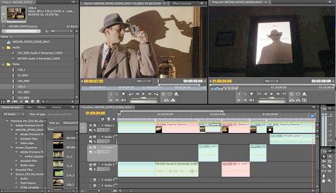 Adobe premiere 4