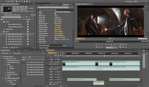 adobe flash video editor