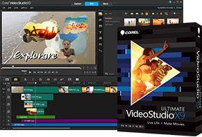 Corel VideoStudio X9 (Manifest Tech Blog)
