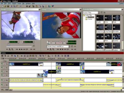 Ulead MediaStudio Pro 8.0 (2 cds)