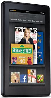 Walkthrough: Amazon Kindle Fire Tablet