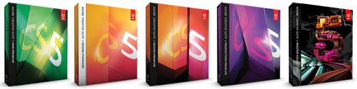 Adobe Creative Suite 5.5 Design Standard discount