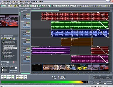 how to send an audio clip from premiere to audition