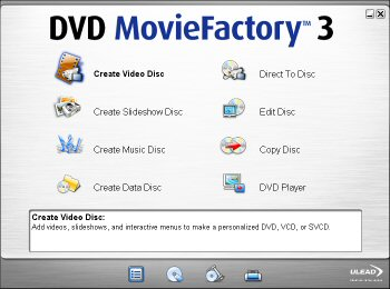 Ulead dvd moviefactory руководство