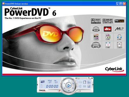 Powerdvd 6 скачать