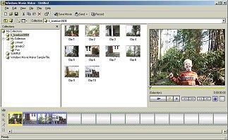 Me Windows Movie Maker