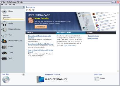 Easy Media Creator Suite 10 discount