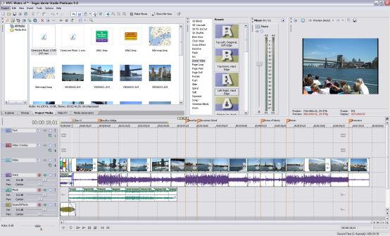 sony vegas pro 9 templates free download - sony vegas movie studio 9