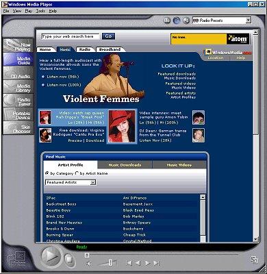 Web Video Jukeboxes
